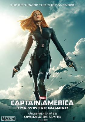 Poster_se Captain America: The Return of the First Avenger - Featurette: Black Widow