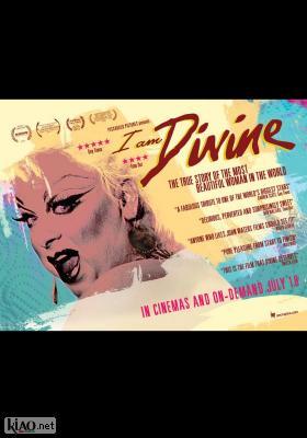 Poster_uk I Am Divine