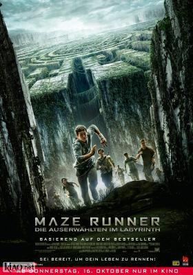 Poster_de The Maze Runner