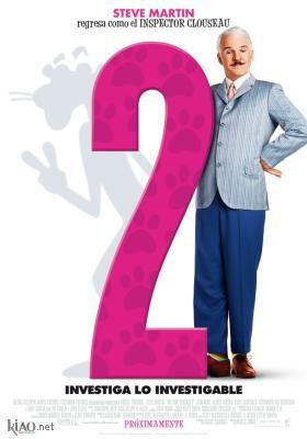 Poster_es Pink Panther 2