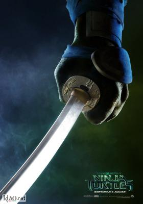 Poster_se Teenage Mutant Ninja Turtles (2014)