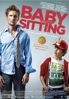Poster_fr Babysitting