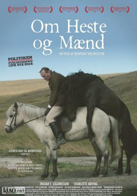 Poster_dk Of Horses and Men