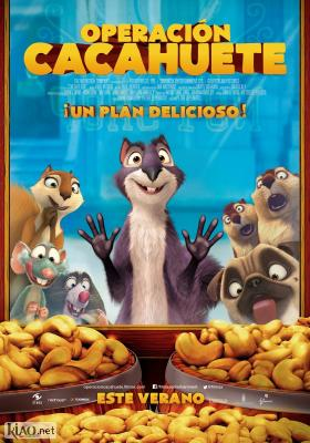 Poster_es The Nut Job