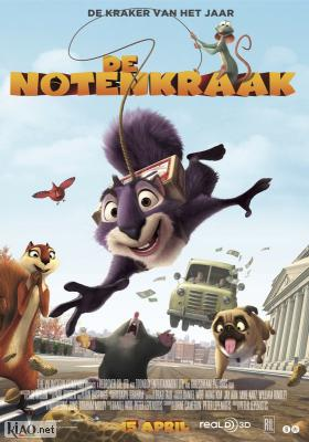 Poster_nl The Nut Job