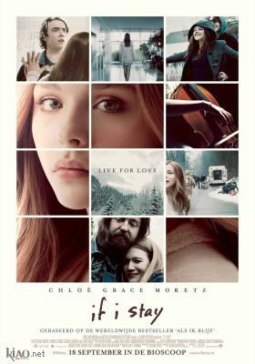 Poster_nl If I Stay