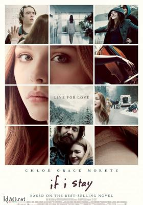 Poster_uk If I Stay