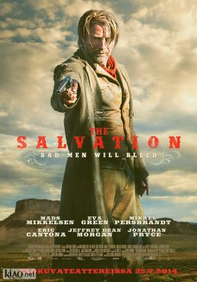 Poster_fi The Salvation