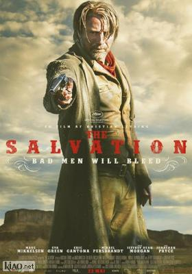 Poster_uk The Salvation