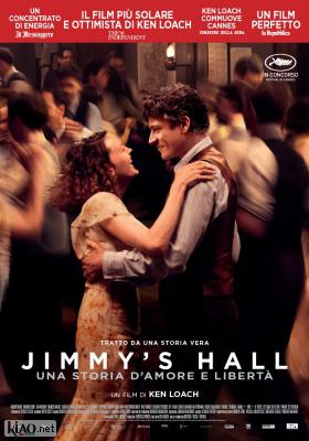 Poster_it Jimmy's Hall