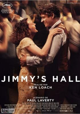Poster_uk Jimmy's Hall
