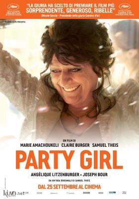 Poster_it Party Girl