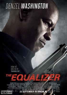 Poster_nl The Equalizer