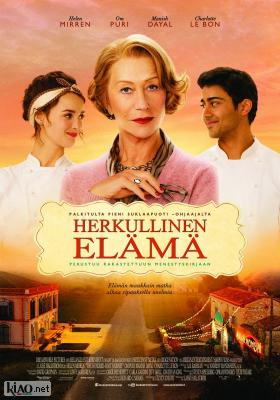 Poster_fi The Hundred-Foot Journey