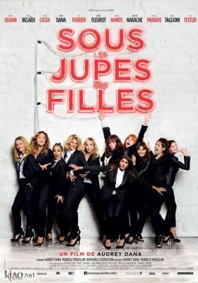 Poster_fr Sous les jupes des filles