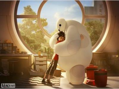 Extrait Big Hero 6