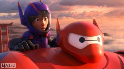 Video Big Hero 6