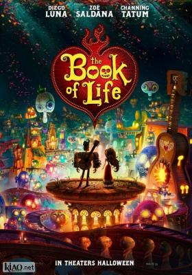 Poster_uk The Book of Life