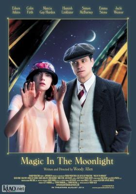 Poster_nl Magic in the Moonlight