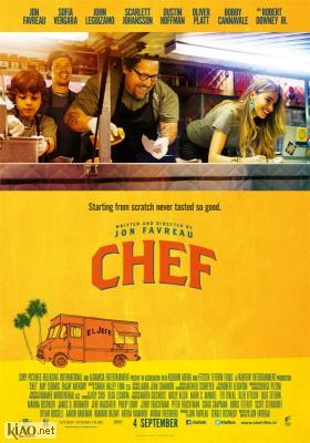 Poster_nl Chef