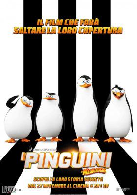 Poster_it The Penguins of Madagascar