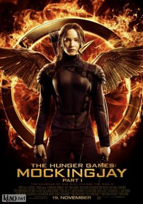 Poster_dk The Hunger Games: Mockingjay, Part One