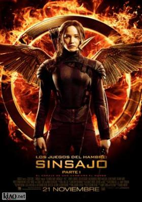 Poster_es The Hunger Games: Mockingjay, Part One