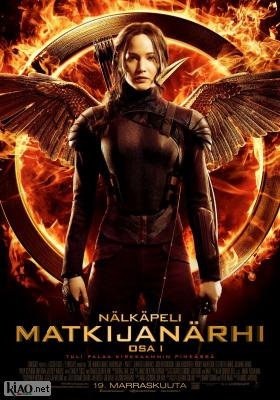 Poster_fi The Hunger Games: Mockingjay, Part One