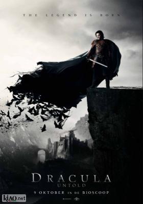 Poster_nl Dracula Untold