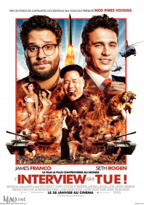Poster_fr The Interview