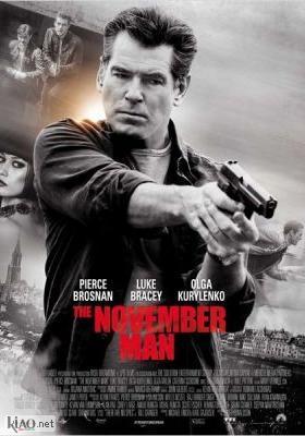Poster_fr The November Man