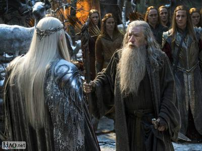 Extrait The Hobbit: The Battle of the Five Armies