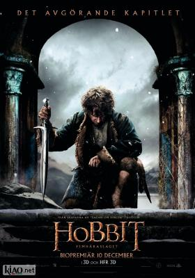 Poster_se The Hobbit: The Battle of the Five Armies