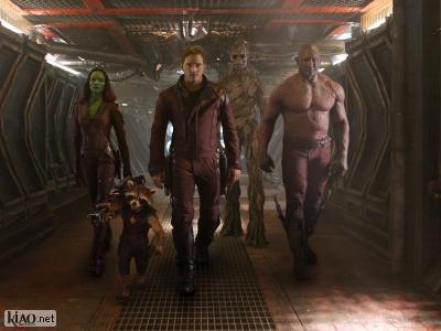 Extrait Guardians of the Galaxy XTRA 12 PERCENT OF A PLAN