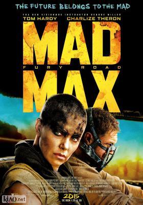 Poster_dk Mad Max: Fury Road
