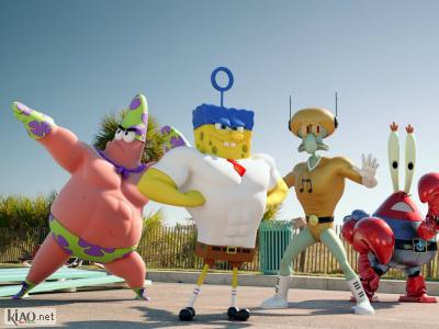 Extrait The SpongeBob Movie: Sponge Out of Water