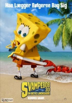 Poster_dk The SpongeBob Movie: Sponge Out of Water