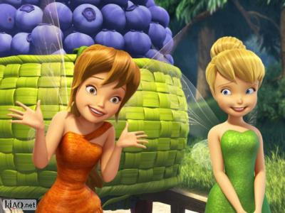 Extrait Tinker Bell and the Legend of the NeverBeast