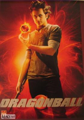 Poster UK Dragonball Evolution