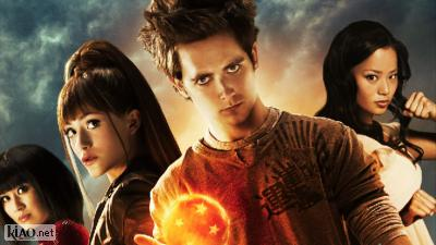 Video Dragonball Evolution