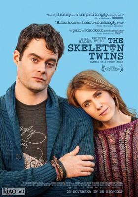 Poster_nl The Skeleton Twins