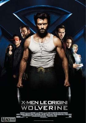Poster_it X-Men Origins: Wolverine