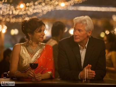 Extrait The Second Best Exotic Marigold Hotel