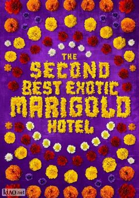Poster_dk The Second Best Exotic Marigold Hotel