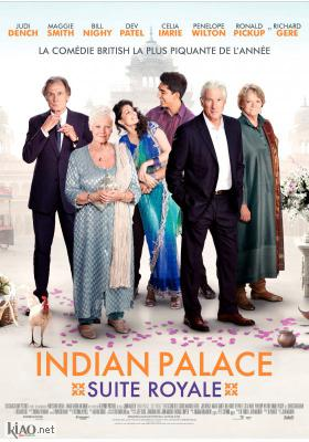 Poster_fr The Second Best Exotic Marigold Hotel