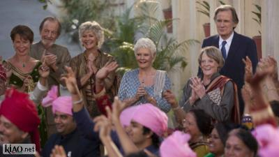 Video The Second Best Exotic Marigold Hotel