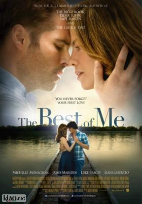 Poster_nl The Best of Me