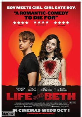 Poster_uk Life After Beth