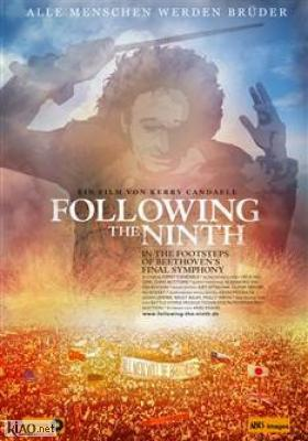 Poster_de Following the Ninth: In the Footsteps of Beethoven's Final Symphony