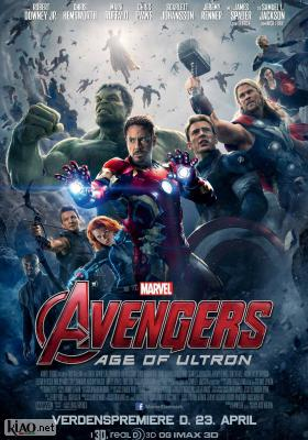 Poster_dk Avengers: Age of Ultron